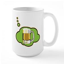 Beer Thinker Mug