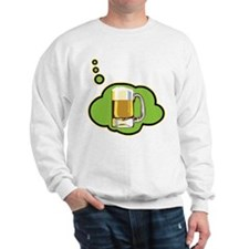Beer Thinker Sweatshirt