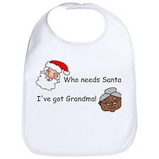 Who Needs Santa Bib