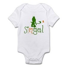 Single Irish Infant Bodysuit