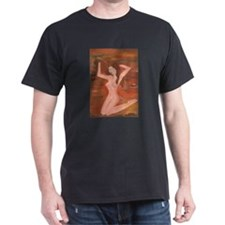 Dark Nude Redhead T-Shirt