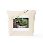 Bamboo Water Basin Tote Bag