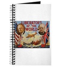 FDR & Churchill Journal