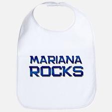 mariana rocks Bib