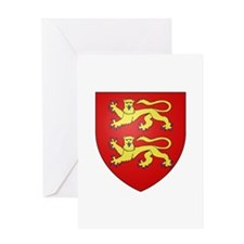 Duchy of Normandy Greeting Card