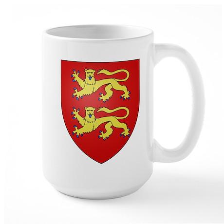 Duchy of Normandy Large Mug