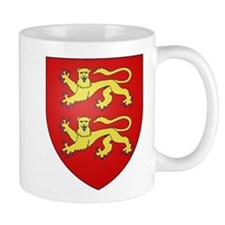 Duchy of Normandy Small Mug