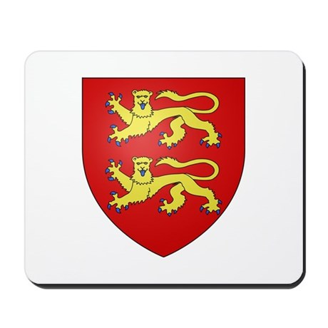 Duchy of Normandy Mousepad