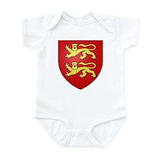 Duchy of Normandy Infant Bodysuit