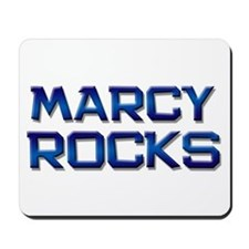 marcy rocks Mousepad