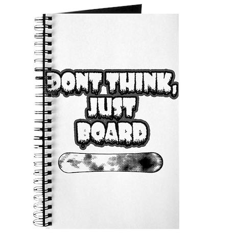 Snow Board Journal