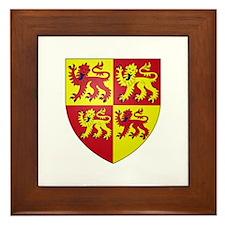 Wales Framed Tile