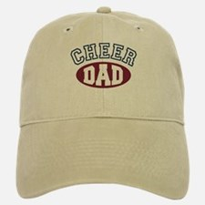 Cheer Dad Baseball Baseball Cap
