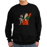 I Drink, Therefore Sweatshirt (dark)