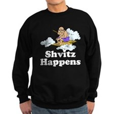 Shvitz Happens Sweatshirt