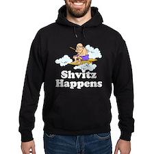 Shvitz Happens Hoodie