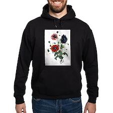 Poppy Art Hoodie