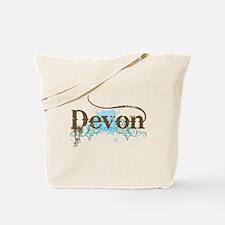 Devon England Tote Bag