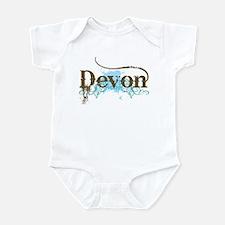 Devon England Infant Bodysuit