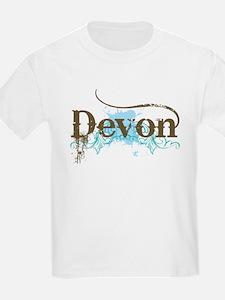 Devon England T-Shirt