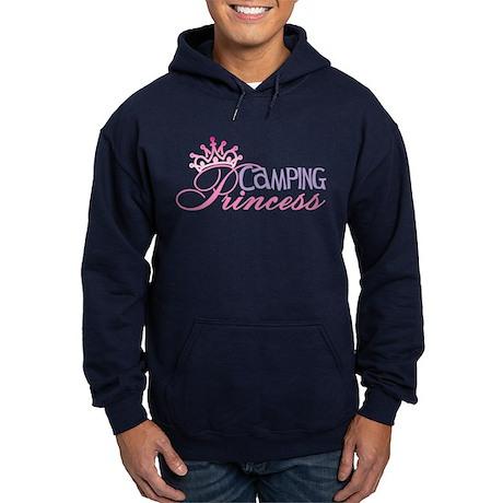 CAMPING PRINCESS Hoodie (dark)