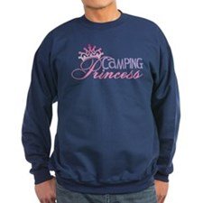 CAMPING PRINCESS Sweatshirt