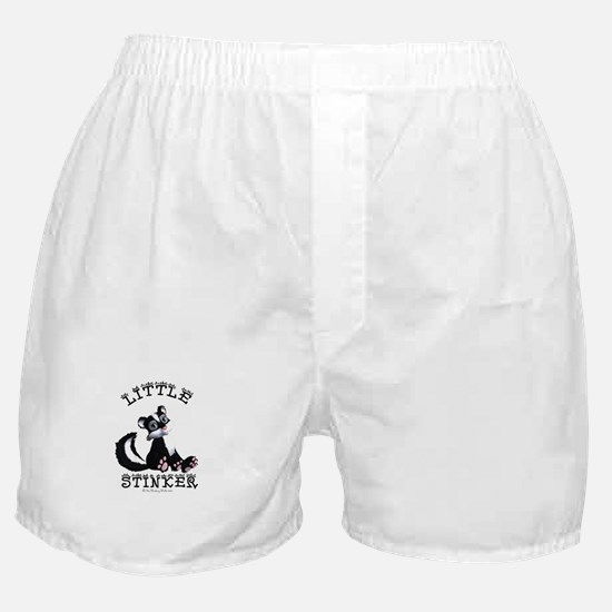 Little Stinker Boxer Shorts