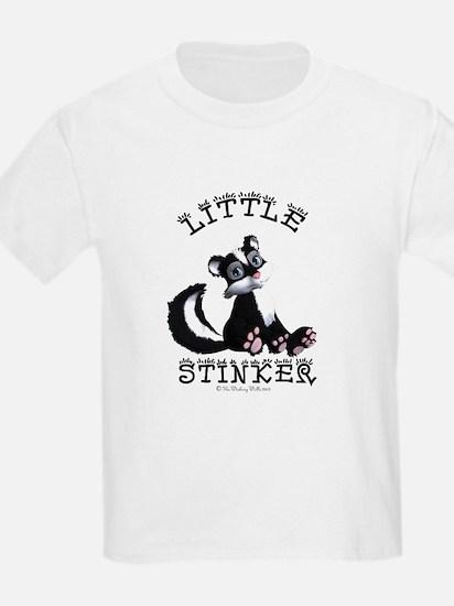 Little Stinker Kids T-Shirt