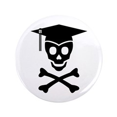 "Class of 2009 3.5"" Button (100 pack)"