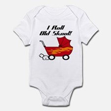 Roll Old Skool Stroller Infant Bodysuit