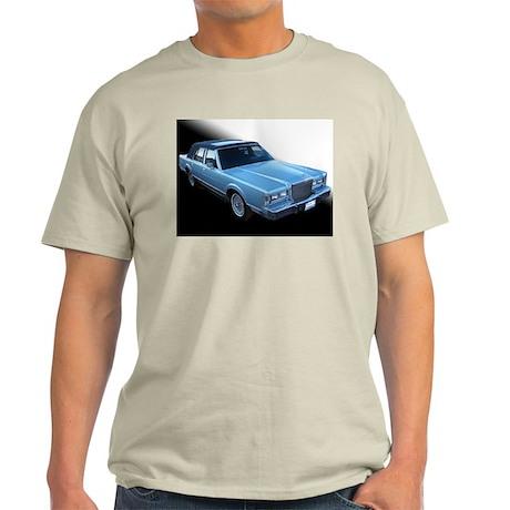 Lincoln TownCar Light T-Shirt
