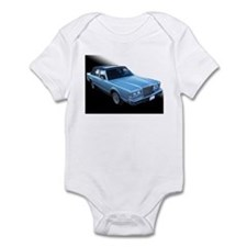Lincoln TownCar Infant Bodysuit
