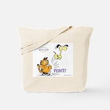 My Way Garfield Tote Bag