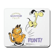 My Way Garfield Mousepad