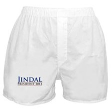 Jindal President 2012 Boxer Shorts