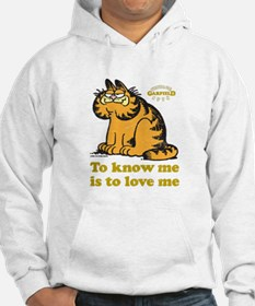 To Know Me Is To Love Me Hoodie