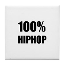 Pure Hiphop Tile Coaster