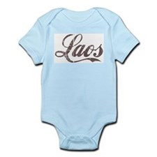 Vintage Laos Infant Creeper