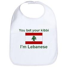 Lebanese Kibbi Bib