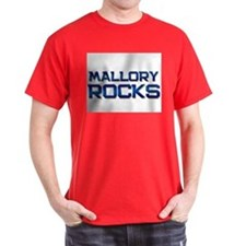 mallory rocks T-Shirt