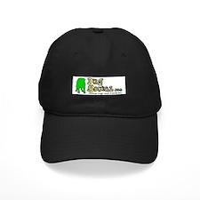 Baseball Hat w/ PugSocial St. Pat's logo