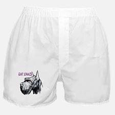 Funny Giant schnauzer Boxer Shorts