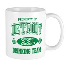 Detroit Irish Drinking Team Mug