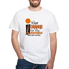 I Wear Orange For My Nephew 9 KC Shirt