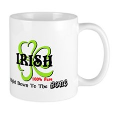 Irish100 % to the bone Mug
