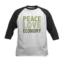 Peace Love Economy Tee