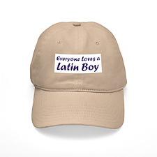 Everyone Loves a Latin Boy Baseball Cap