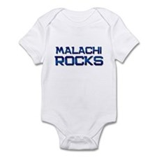 malachi rocks Infant Bodysuit