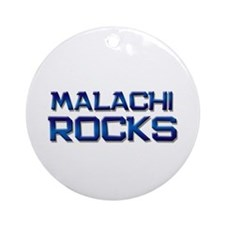 malachi rocks Ornament (Round)