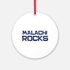 malachi rocks Ornament (Round)